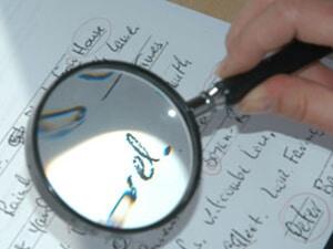 HandwritingExamination